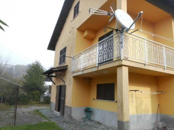 Casa indipendente in vendita a Tiglieto, Montecalvo, Arredato, con giardino, 185 mq - Foto 44
