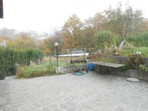 Casa indipendente in vendita a Tiglieto, Montecalvo, Arredato, con giardino, 185 mq - Foto 42