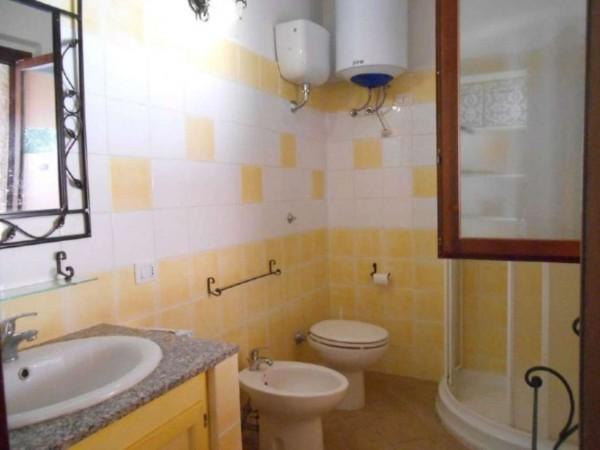 Villetta a schiera in vendita a Aglientu, Via Della Sughereta Vignola Mare, Arredato, con giardino, 65 mq - Foto 18