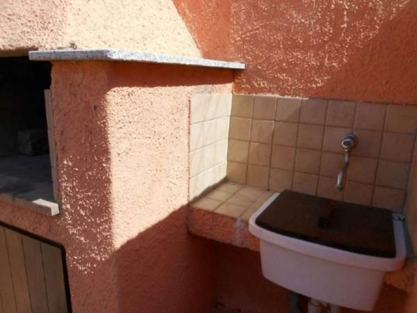 Villetta a schiera in vendita a Aglientu, Via Della Sughereta Vignola Mare, Arredato, con giardino, 65 mq - Foto 11