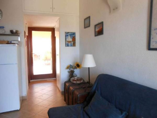 Villetta a schiera in vendita a Aglientu, Via Della Sughereta Vignola Mare, Arredato, con giardino, 65 mq - Foto 19