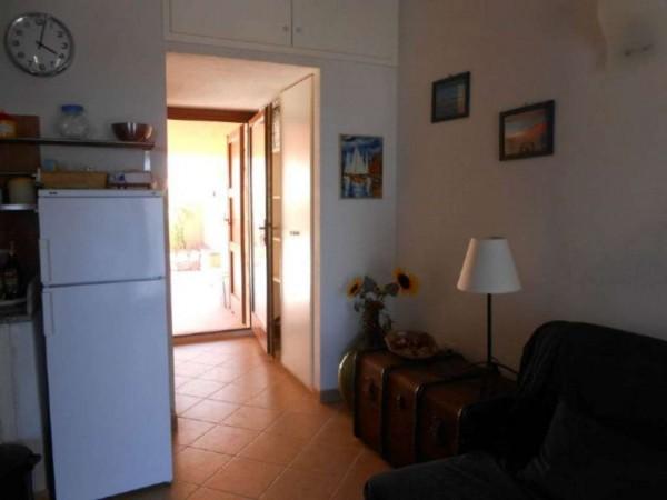 Villetta a schiera in vendita a Aglientu, Via Della Sughereta Vignola Mare, Arredato, con giardino, 65 mq - Foto 16