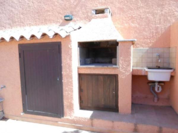Villetta a schiera in vendita a Aglientu, Via Della Sughereta Vignola Mare, Arredato, con giardino, 65 mq - Foto 9