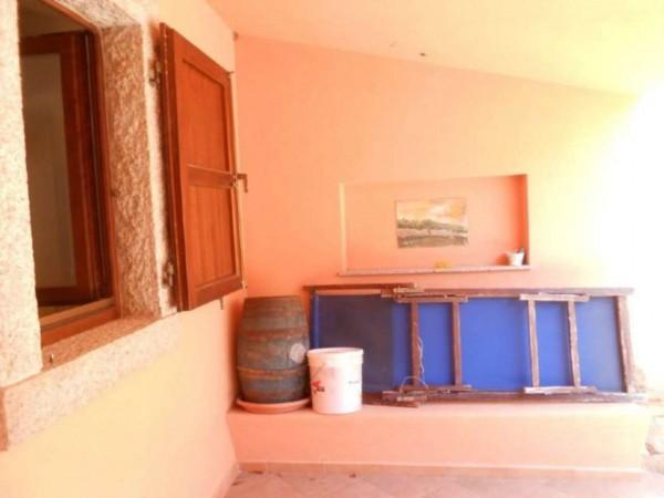 Villetta a schiera in vendita a Aglientu, Via Della Sughereta Vignola Mare, Arredato, con giardino, 65 mq - Foto 13
