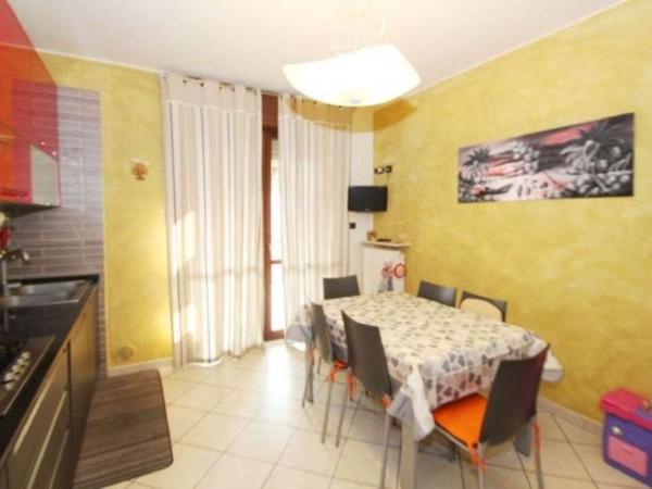 Appartamento in vendita a Torino, Rebaudengo, Con giardino, 80 mq - Foto 14
