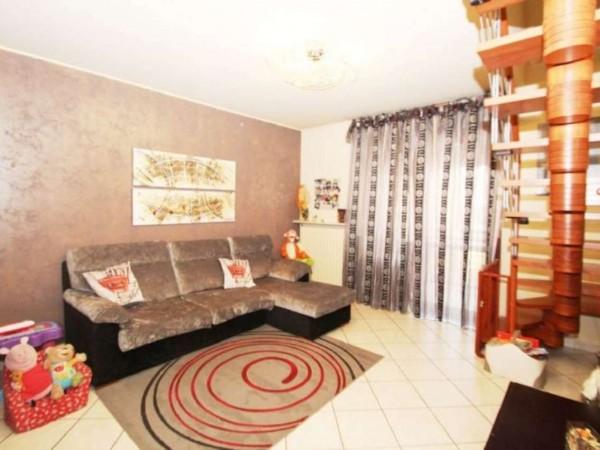 Appartamento in vendita a Torino, Rebaudengo, Con giardino, 80 mq - Foto 17