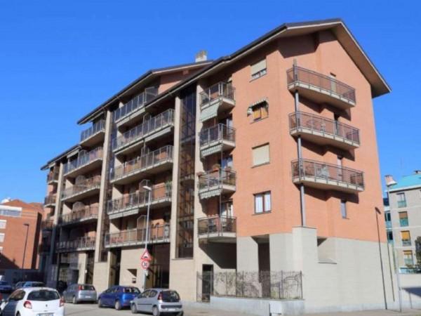 Appartamento in vendita a Torino, Rebaudengo, Con giardino, 80 mq - Foto 23