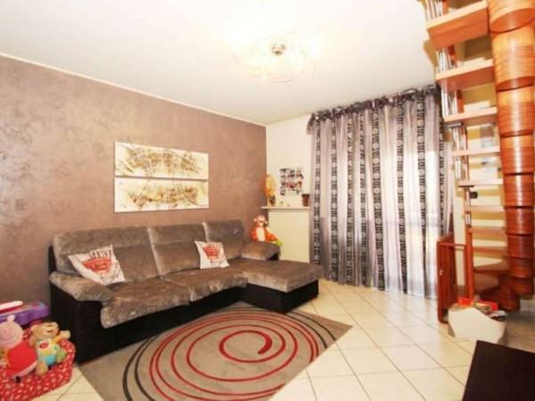 Appartamento in vendita a Torino, Rebaudengo, Con giardino, 80 mq - Foto 18