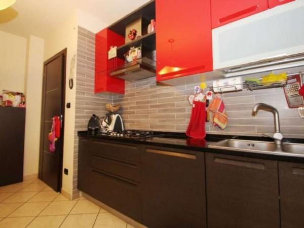 Appartamento in vendita a Torino, Rebaudengo, Con giardino, 80 mq - Foto 11
