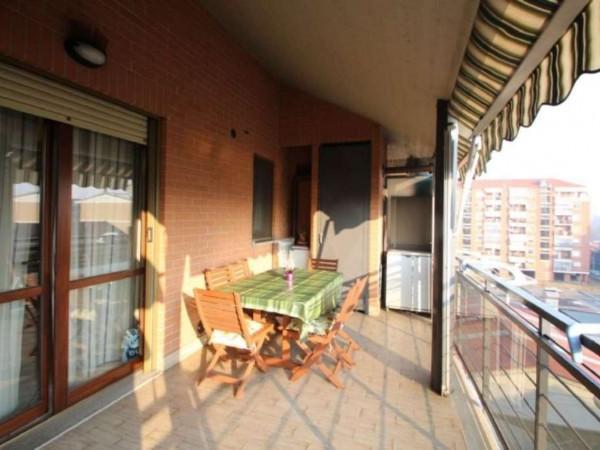 Appartamento in vendita a Torino, Rebaudengo, Con giardino, 80 mq - Foto 20