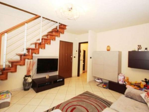 Appartamento in vendita a Torino, Rebaudengo, Con giardino, 80 mq - Foto 15