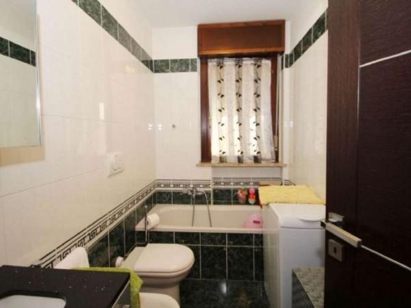 Appartamento in vendita a Torino, Rebaudengo, Con giardino, 80 mq - Foto 6