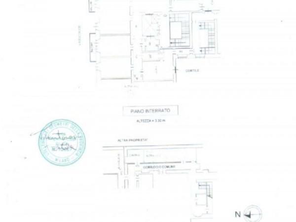 Appartamento in vendita a Milano, 220 mq - Foto 2