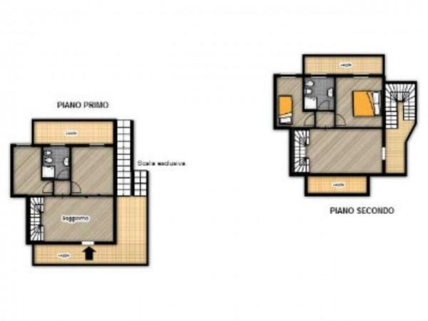 Appartamento in vendita a Ponte di Legno, Vicino Al Centro, Con giardino, 113 mq - Foto 3