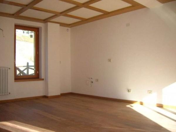 Appartamento in vendita a Ponte di Legno, Vicino Al Centro, Con giardino, 113 mq - Foto 12