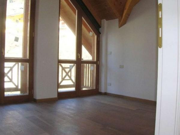 Appartamento in vendita a Ponte di Legno, Vicino Al Centro, Con giardino, 113 mq - Foto 8