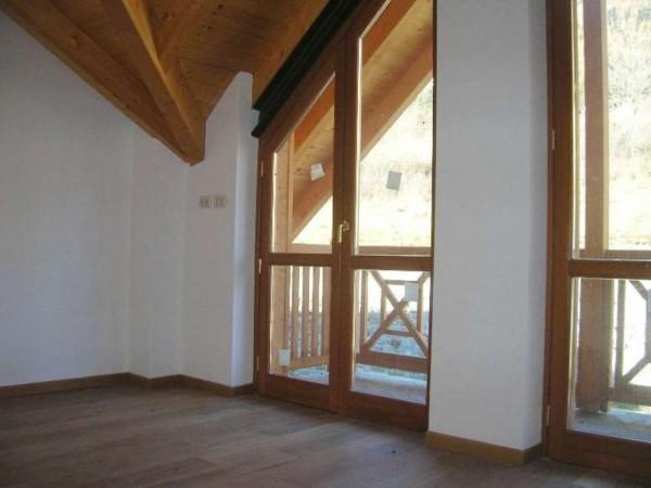 Appartamento in vendita a Ponte di Legno, Vicino Al Centro, Con giardino, 113 mq - Foto 7