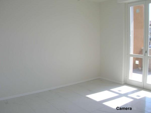 Appartamento in vendita a Brescia, Fiumicello, Con giardino, 92 mq - Foto 7