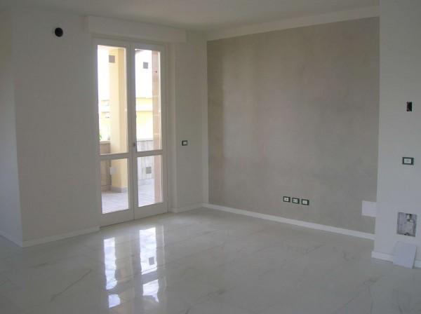 Appartamento in vendita a Brescia, Fiumicello, Con giardino, 92 mq - Foto 12