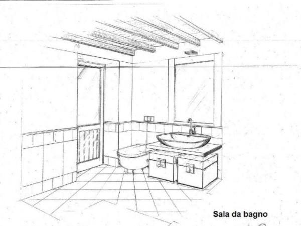 Casa indipendente in vendita a Brescia, Centro Storico, 320 mq - Foto 8