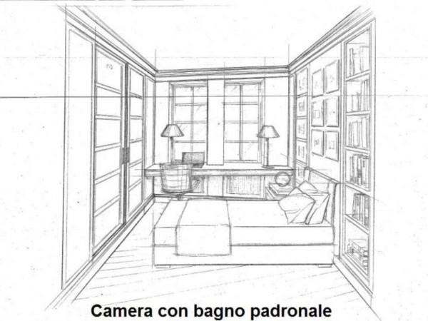 Casa indipendente in vendita a Brescia, Centro Storico, 320 mq - Foto 7