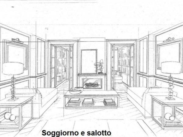 Casa indipendente in vendita a Brescia, Centro Storico, 320 mq - Foto 6