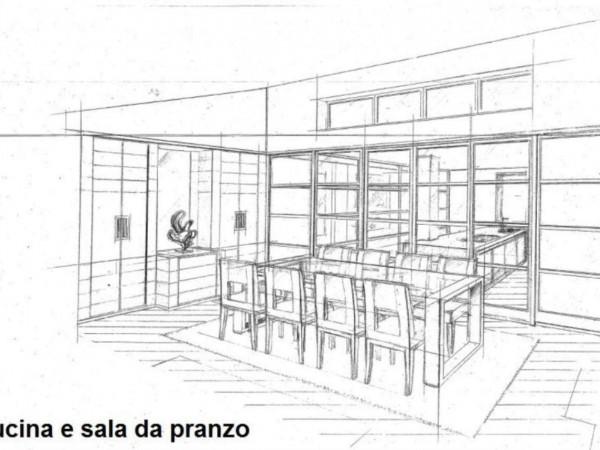 Casa indipendente in vendita a Brescia, Centro Storico, 320 mq - Foto 9