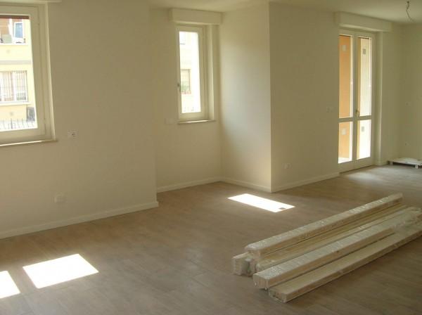 Appartamento in vendita a Brescia, Fiumicello, Con giardino, 125 mq - Foto 11