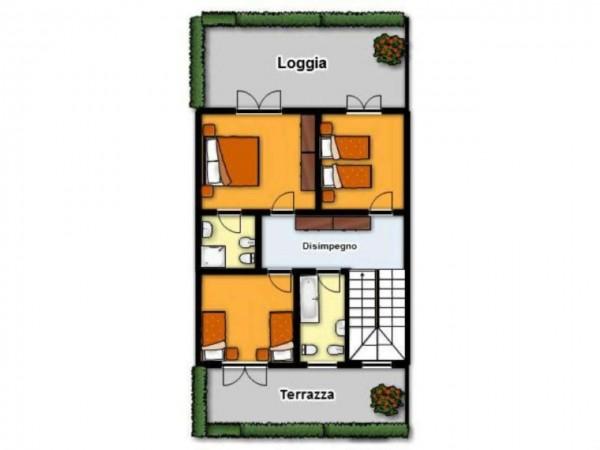 Appartamento in vendita a Brescia, 200 mq - Foto 3