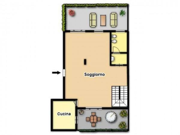 Appartamento in vendita a Brescia, 200 mq - Foto 4