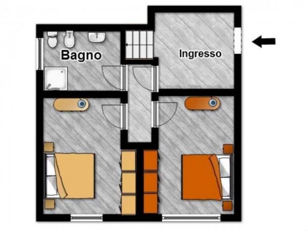 Appartamento in vendita a Brescia, Con giardino, 180 mq - Foto 4