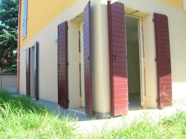 Appartamento in vendita a Travagliato, Vicino Al Centro, Con giardino, 90 mq