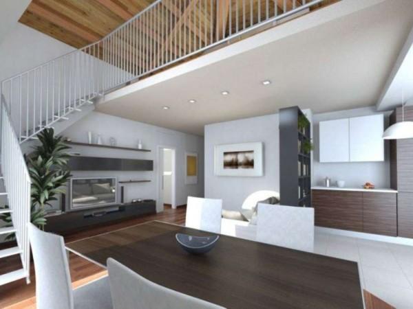 Appartamento in vendita a Travagliato, Con giardino, 190 mq - Foto 11