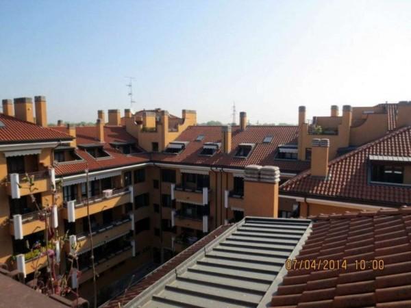 Appartamento in vendita a Peschiera Borromeo, Con giardino, 200 mq - Foto 6