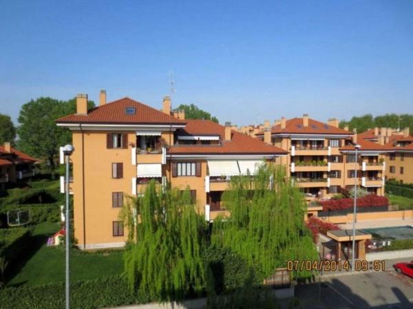 Appartamento in vendita a Peschiera Borromeo, Con giardino, 200 mq - Foto 28