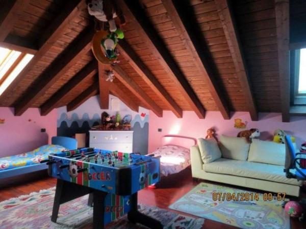 Appartamento in vendita a Peschiera Borromeo, Con giardino, 200 mq - Foto 12
