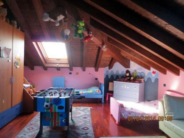 Appartamento in vendita a Peschiera Borromeo, Con giardino, 200 mq - Foto 11