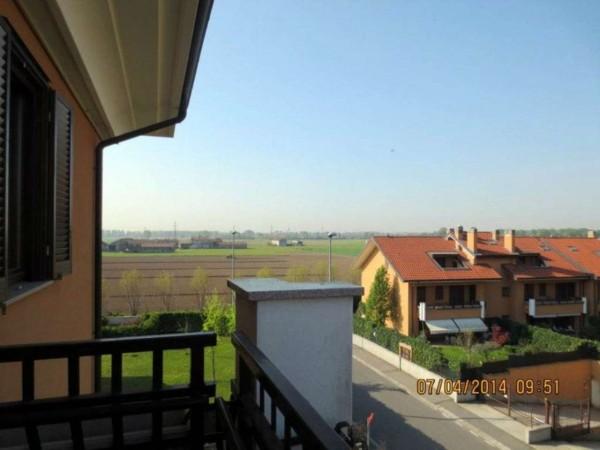 Appartamento in vendita a Peschiera Borromeo, Con giardino, 200 mq - Foto 27