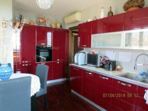 Appartamento in vendita a Peschiera Borromeo, Con giardino, 200 mq - Foto 25