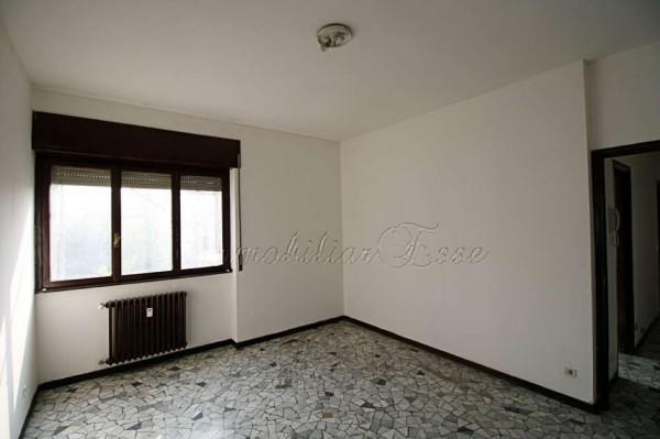 Appartamento in vendita a Milano, San Siro, Con giardino, 77 mq - Foto 6