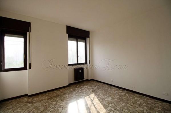 Appartamento in vendita a Milano, San Siro, Con giardino, 77 mq - Foto 14