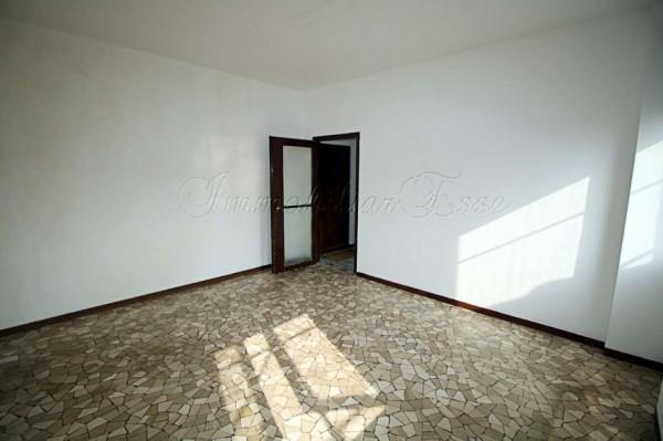 Appartamento in vendita a Milano, San Siro, Con giardino, 77 mq - Foto 15