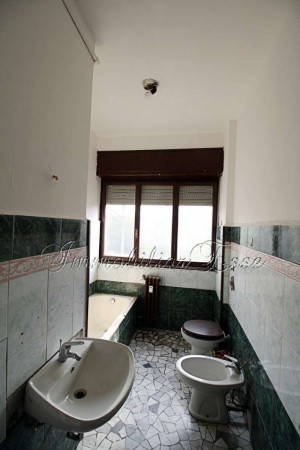 Appartamento in vendita a Milano, San Siro, Con giardino, 77 mq - Foto 11