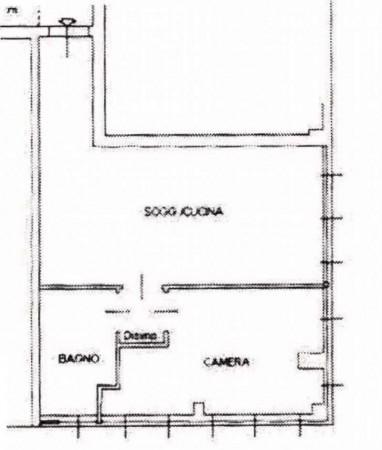 Appartamento in vendita a Milano, Bazzi Spadolini, Arredato, con giardino, 56 mq - Foto 16