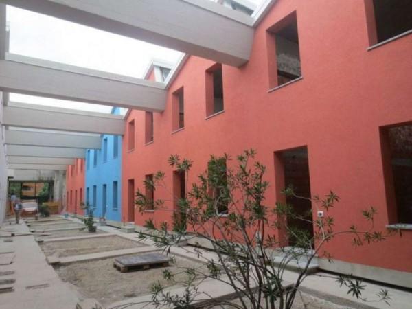 Appartamento in vendita a Milano, Bazzi Spadolini, Arredato, con giardino, 56 mq - Foto 20