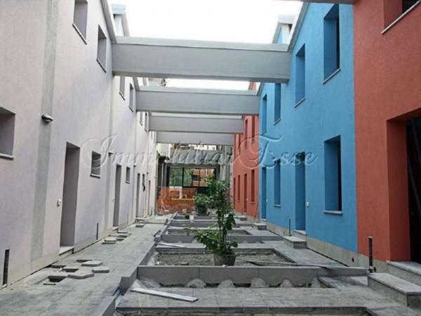 Appartamento in vendita a Milano, Bazzi Spadolini, Arredato, con giardino, 56 mq - Foto 19