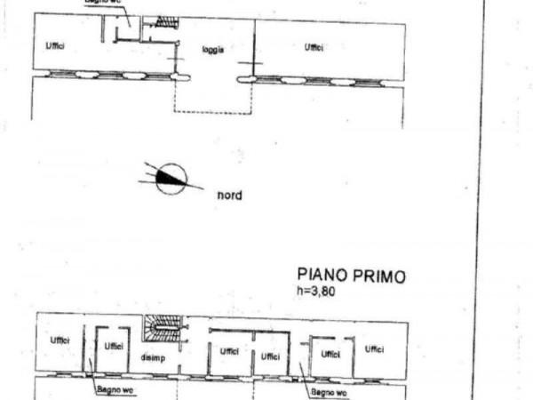 Villa in vendita a Firenze, Vittorio Emanuele, Con giardino, 1570 mq - Foto 2