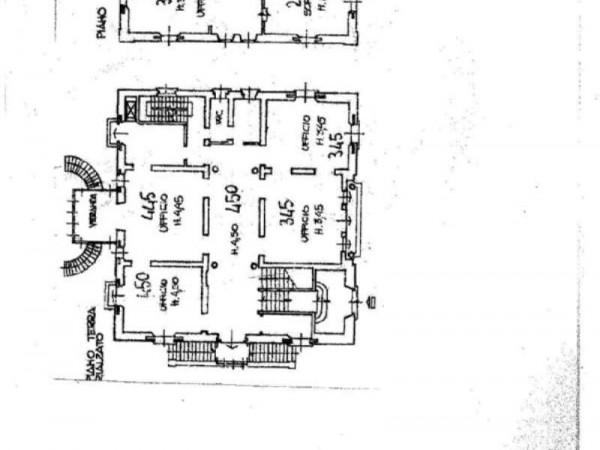 Villa in vendita a Firenze, Vittorio Emanuele, Con giardino, 1570 mq - Foto 3