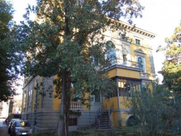 Villa in vendita a Firenze, Vittorio Emanuele, Con giardino, 1570 mq - Foto 25
