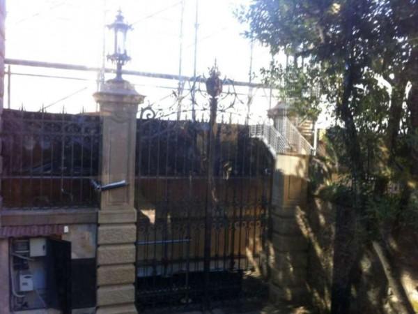 Villa in vendita a Firenze, Vittorio Emanuele, Con giardino, 1570 mq - Foto 5